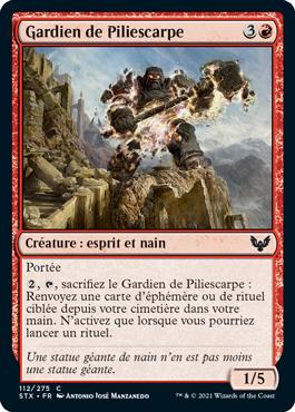 Gardien de Piliescarpe