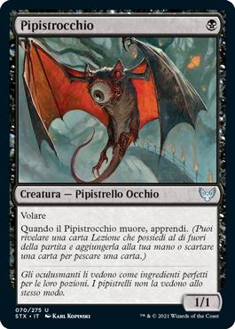 Pipistrocchio