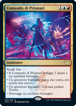Comando di Prismari