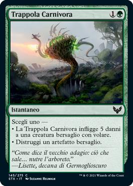 Trappola Carnivora