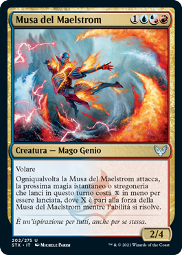 Musa del Maelstrom