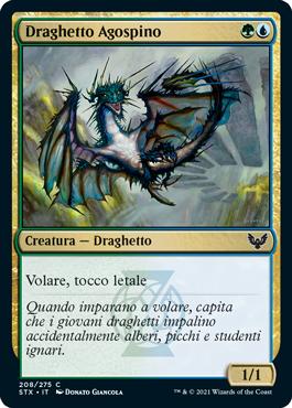 Draghetto Agospino