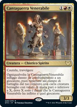 Cantaguerra Venerabile