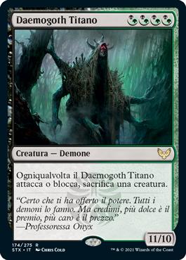 Daemogoth Titano