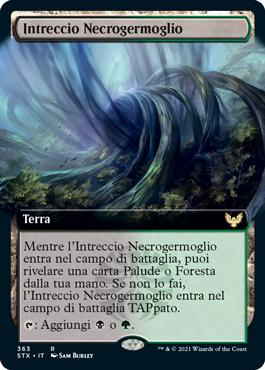 Necroblossom Snarl