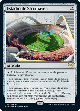 Estádio de Strixhaven