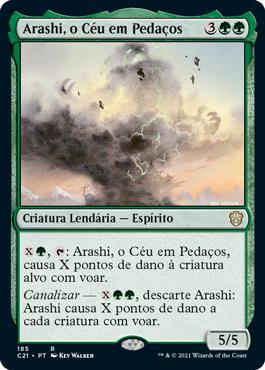 Arashi, o Céu em Pedaços