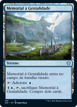 Memorial à Genialidade