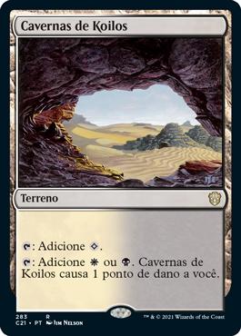 Cavernas de Koilos