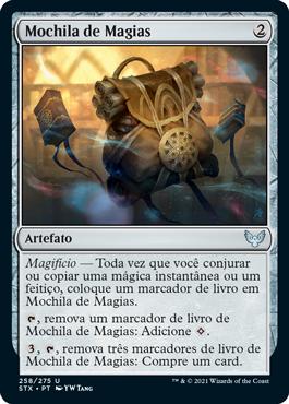 Mochila de Magias
