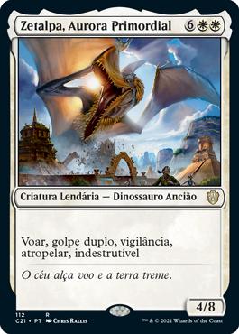Zetalpa, Aurora Primordial