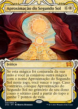 Aproximação do Segundo Sol
