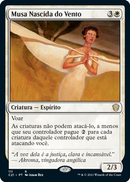 Musa Nascida do Vento