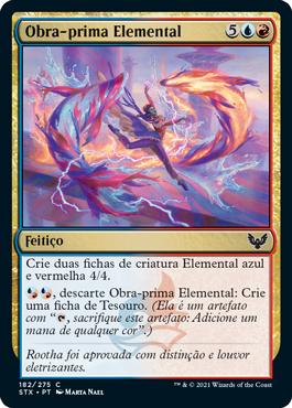 Obra-prima Elemental