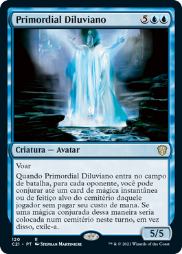 Primordial Diluviano