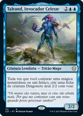 Talrand, Invocador Celeste