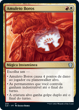 Amuleto Boros