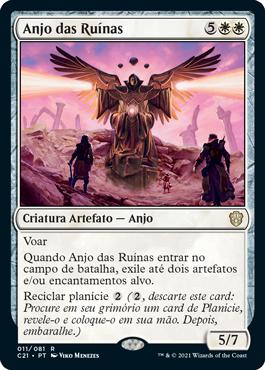 Anjo das Ruínas