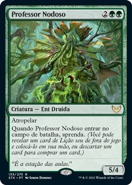 Professor Nodoso