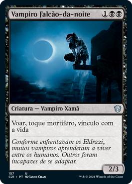 Vampiro Falcão-da-noite