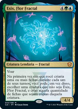 Esix, Flor Fractal