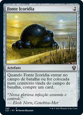 Fonte Icorídia
