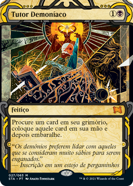 Tutor Demoníaco
