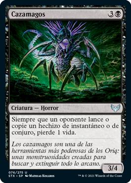 Cazamagos