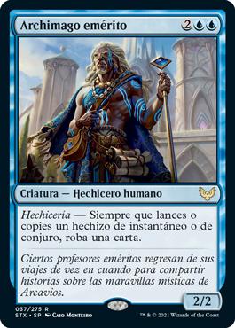 Archimago emérito