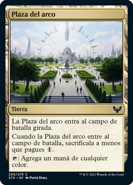 Plaza del arco