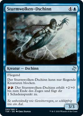 Sturmwolken-Dschinn