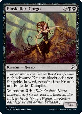 Einsiedler-Gorgo