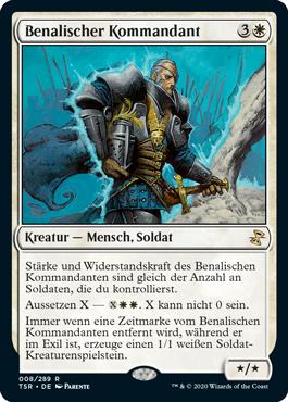 Benalischer Kommandant