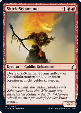 Skirk-Schamane