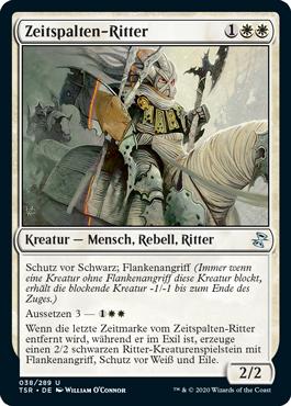 Zeitspalten-Ritter