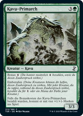 Kavu-Primarch