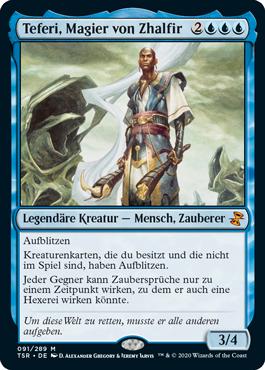 Teferi, Magier von Zhalfir