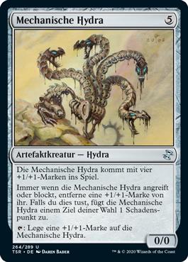 Mechanische Hydra