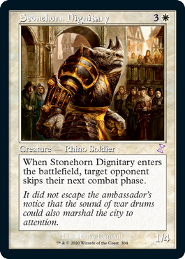 Stonehorn Dignitary