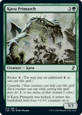 Kavu Primarch