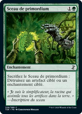 Sceau de primordium