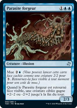 Parasite forgeur