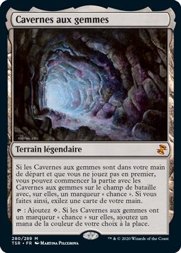 Cavernes aux gemmes