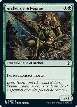 Archer de Sylvépine