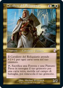 Cavaliere del Reliquiario