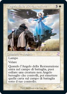 Angelo della Restaurazione