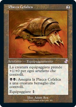 Placca Cefalica