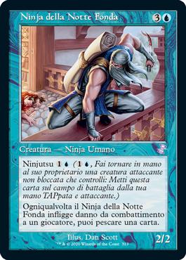 Ninja della Notte Fonda