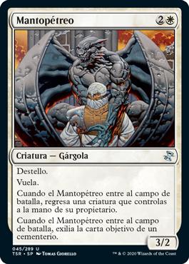 Mantopétreo