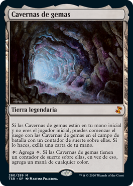 Cavernas de gemas